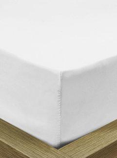 Suite Sheets Hoeslaken Katoen Wit