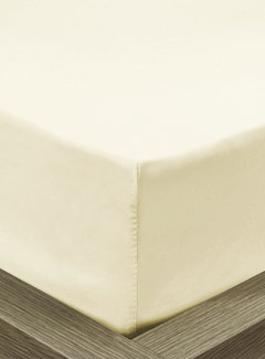Suite Sheets Hoeslaken Katoen Crème