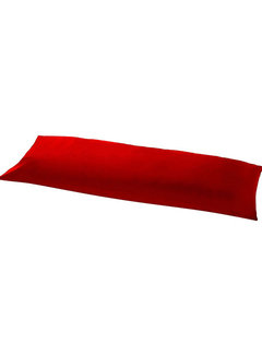 Suite Sheets Body Pillow Kussensloop Rood
