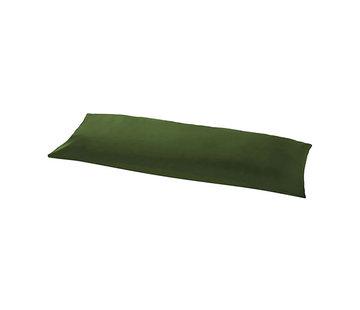 Suite Sheets Body Pillow Kussensloop Olijfgroen