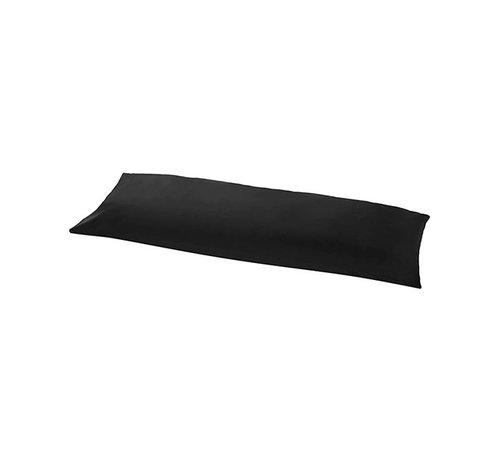 Suite Sheets Ondersteunend Lichaamskussen Sloop - Zwart