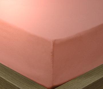 Suite Sheets Hoeslaken Katoen Roze