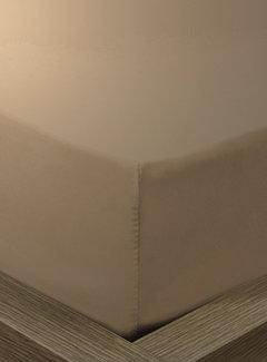 Suite Sheets Hoeslaken Katoen Taupe