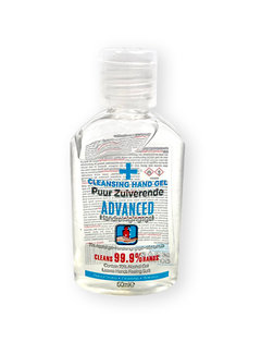 Advanced Alcohol Handgel 50 ML v.a  €0.35 ex btw