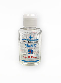 Advanced Alcohol Handgel 100 ML v.a  €0.49 ex btw