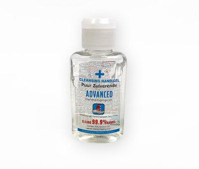 Advanced 70% Alcohol Handgel 100ML - Hygiënische Handgel