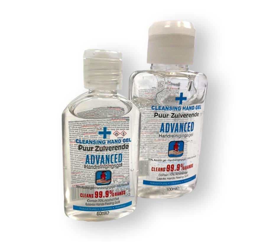 70% Alcohol Handgel 100ML - Hygiënische Handgel