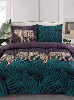 Inspirations Dekbedovertrek Katoen Cheetah