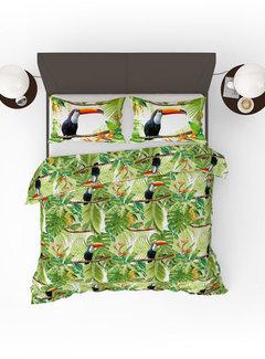 Refined Bedding Dekbedovertrek Toucan