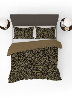 Refined Bedding Dekbedovertrek Panther Yellow