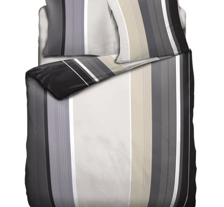 Refined Bedding Dekbedovertrek Fashion Caramel Multicolor