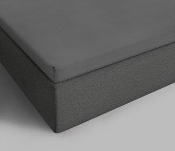 Suite Sheets Topper Hoeslaken Jersey Antraciet