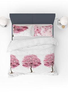 Refined Bedding Dekbedovertrek Cherry Blossom