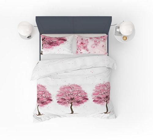 Refined Bedding Refined Bedding  Dekbedovertrek Cherry Blossom Multicolor