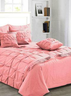 Beau Maison  Dekbedovertrek Palermo Roze