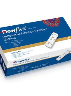 ACON 5x Flowflex Snel Test COVID-19 | Zelftest Neusswab