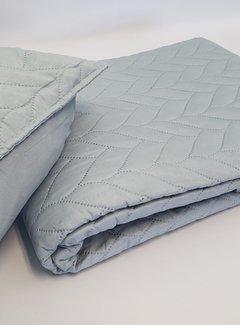 Suite Sheets Bedsprei Artic Blue