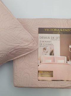 Suite Sheets Bedsprei Roze