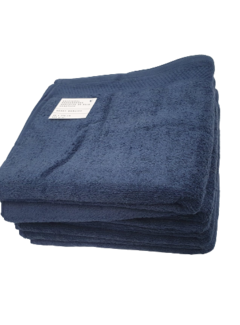 Suite Sheets Handdoek Blauw