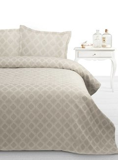 Fancy Bedsprei Adele Cream