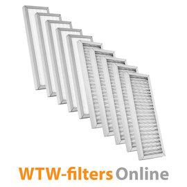 Swegon Swegon TITANIUM CF Global 5000 / 6000 pollenfilterset G4+F7