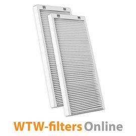 Westaflex Westaflex 300/400 WAC filterset zonder Bypass G4
