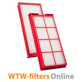 Zehnder Zehnder ComfoAir 200 pollenfilterset Origineel F7