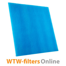 Filterdoek 5 m² filter G3