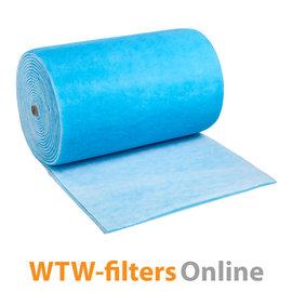 Filterdoek 20 m² filter G3