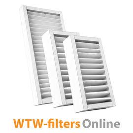 Itho Itho DCW 800 filterset Dak M5