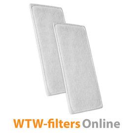 Brink Brink Renovent HR 250 / 325 filterset met Bypass G3