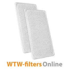 Brink Brink Renovent HR 250 / 325 filterset zonder Bypass G3