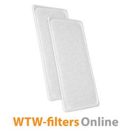 Itho Itho HRU G 225/275 + W 250/350 filterset G3