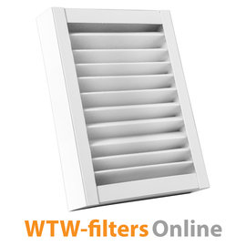 Itho Itho DCW 500 pollenfilter Muur | Toevoer F7