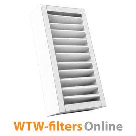 Itho Itho DCW 800 pollenfilter Dak | Toevoer F7