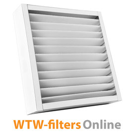 Itho Itho DCW 800 pollenfilter Muur | Toevoer F7