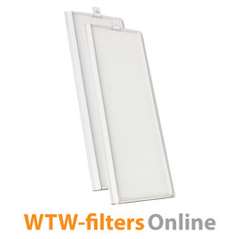 Paul Paul Sole-Defroster SD 350/550 filterset Alternatief Karton G4