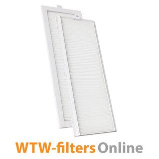 Paul Paul Santos (F) 370/570 DC filterset Alternatief Karton G4