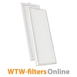Zehnder Zehnder ComfoD 350 / 450 / 550 alternatieve (niet originele) ECO pollenfilterset karton G4+F7
