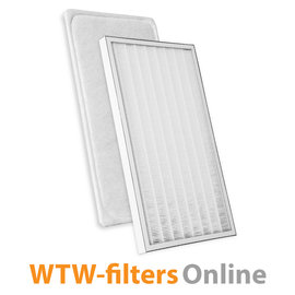 Vent-Axia Vent-Axia HRE350 pollenfilterset zonder Bypass G3+M6