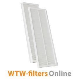 Zehnder Zehnder ComfoAir Q 350 / 450 / 600 originele Zehnder pollenfilterset G4+F7