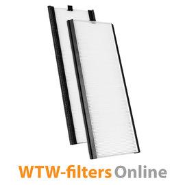 Zehnder Zehnder ComfoFond - L Eco alternatieve (niet originele) pollenfilterset kunststof G4+F7