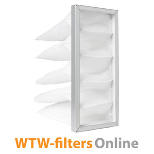 Komfovent Komfovent Verso R 2500 H pollenfilter > 2018 F7