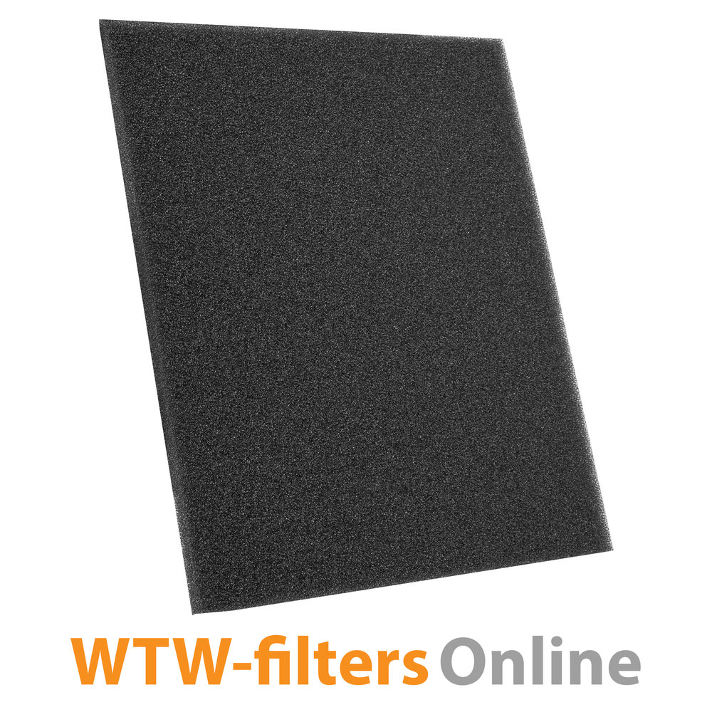 Filter media Activated carbon 5135, 2 m²