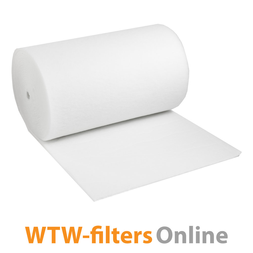 WTW-filtersOnline Filter media CT 15/500 on roll 20 m²