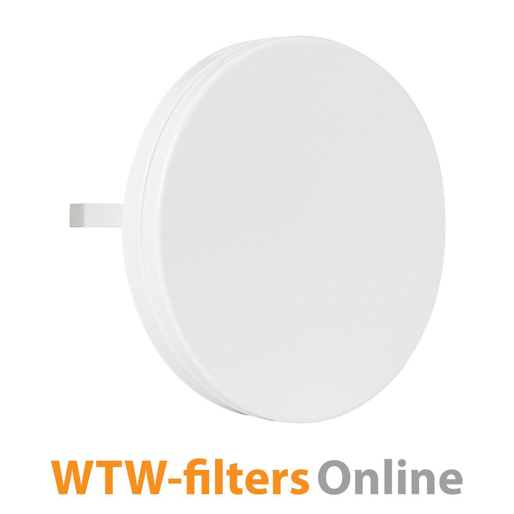 Toebehoren Toevoerventiel Ø 125 mm. metaal