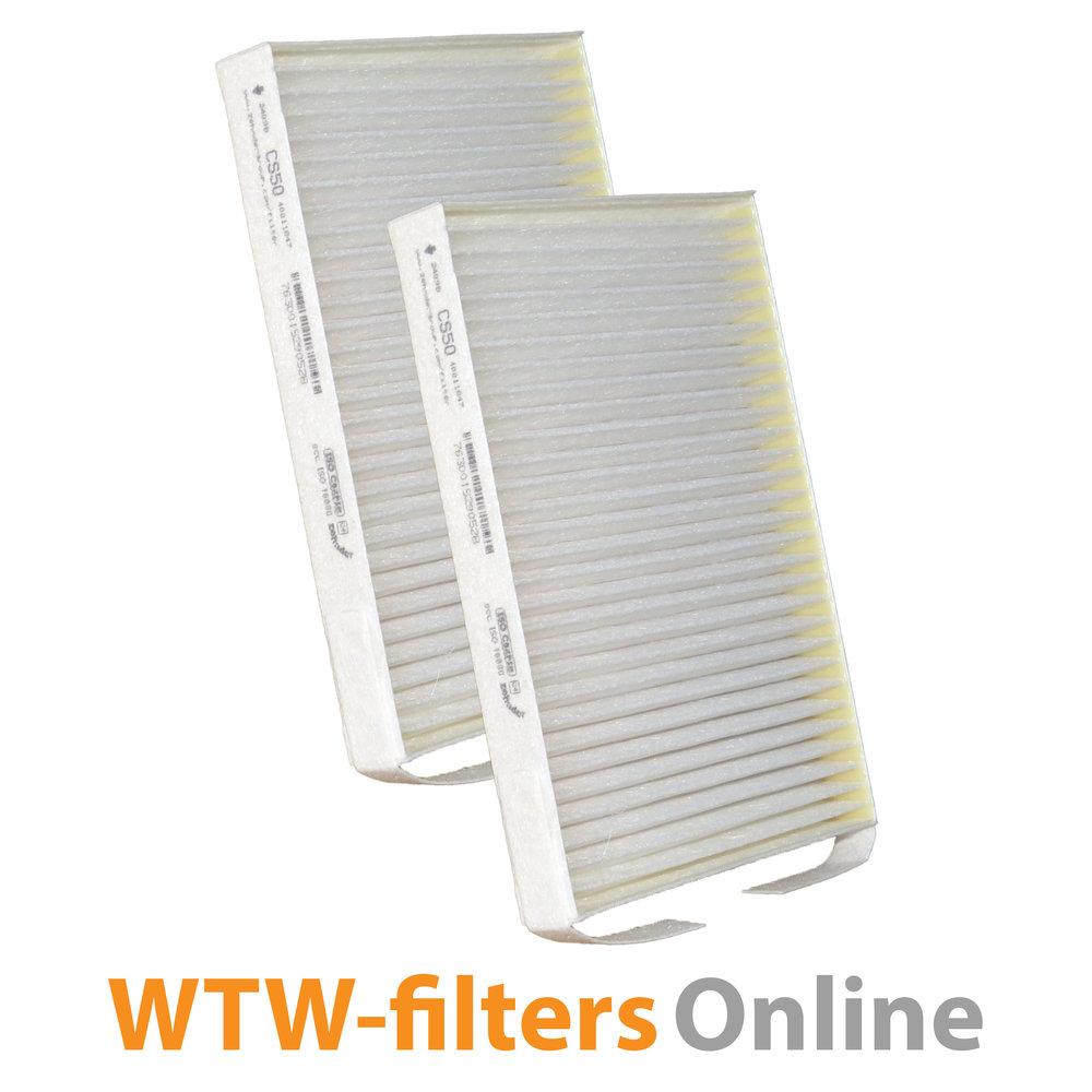 WTW-filtersOnline Zehnder ComfoSpot 50