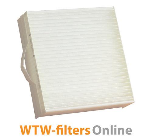WTW-filtersOnline Paul Iso-Defrosterheizung DN 125/700W
