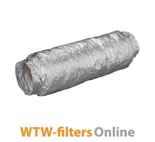 WTW-filtersOnline Flexibele Slangdemper Ø 160x1000 mm.