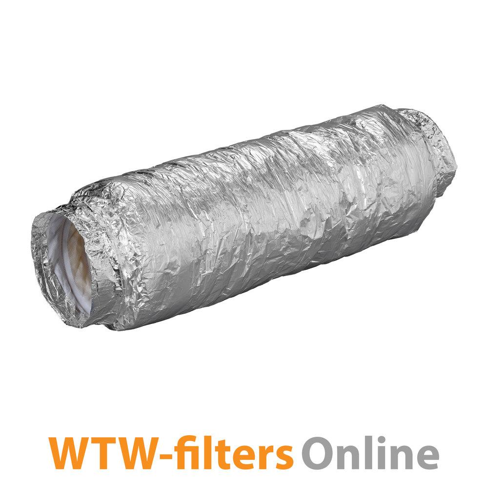 WTW-filtersOnline Flexibele Slangdemper Ø 203x1000 mm.